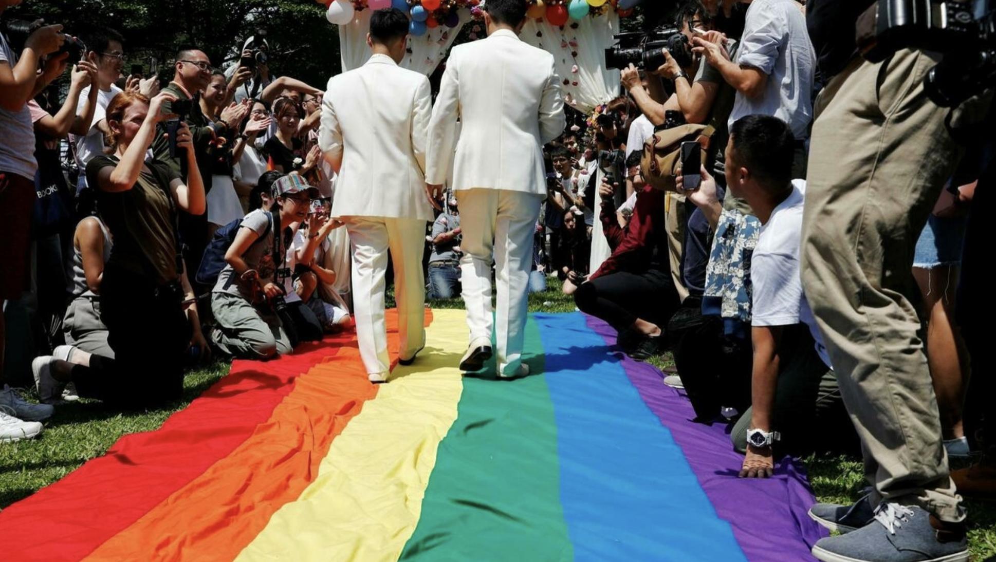 Matrimonio egualitario in Italia