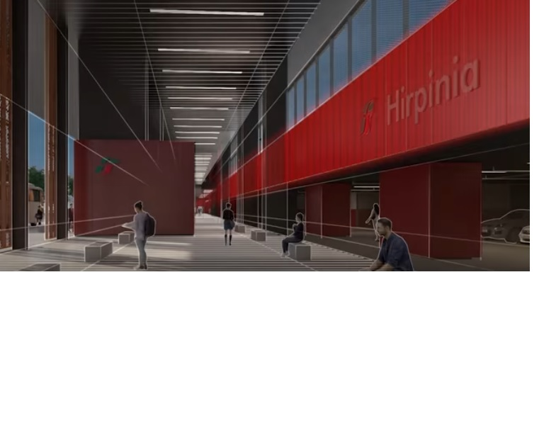 La Stazione Hirpinia lungo la ferrovia Napoli-Bari è fondamentale per lo sviluppo delle aree interne del Mezzogiorno