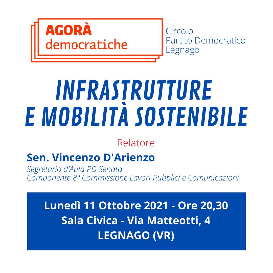 Infrastrutture e Mobilità Sostenibile